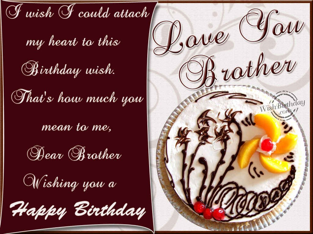 Amazing brother birthday greeting card nicewishes amazing brother birthday greeting card m4hsunfo Images