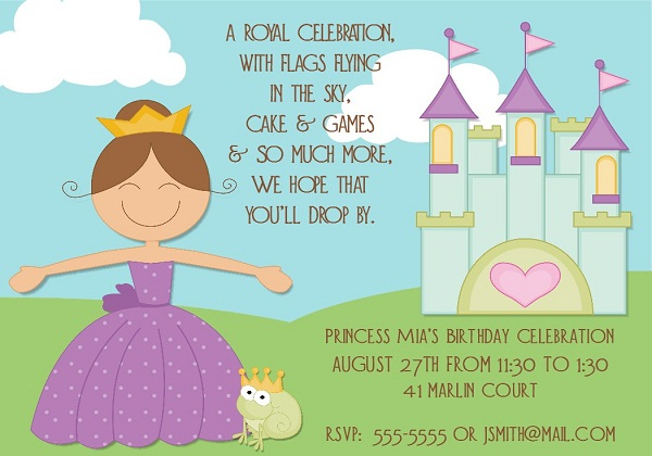 Amazing Happy Birthday Invitation Card