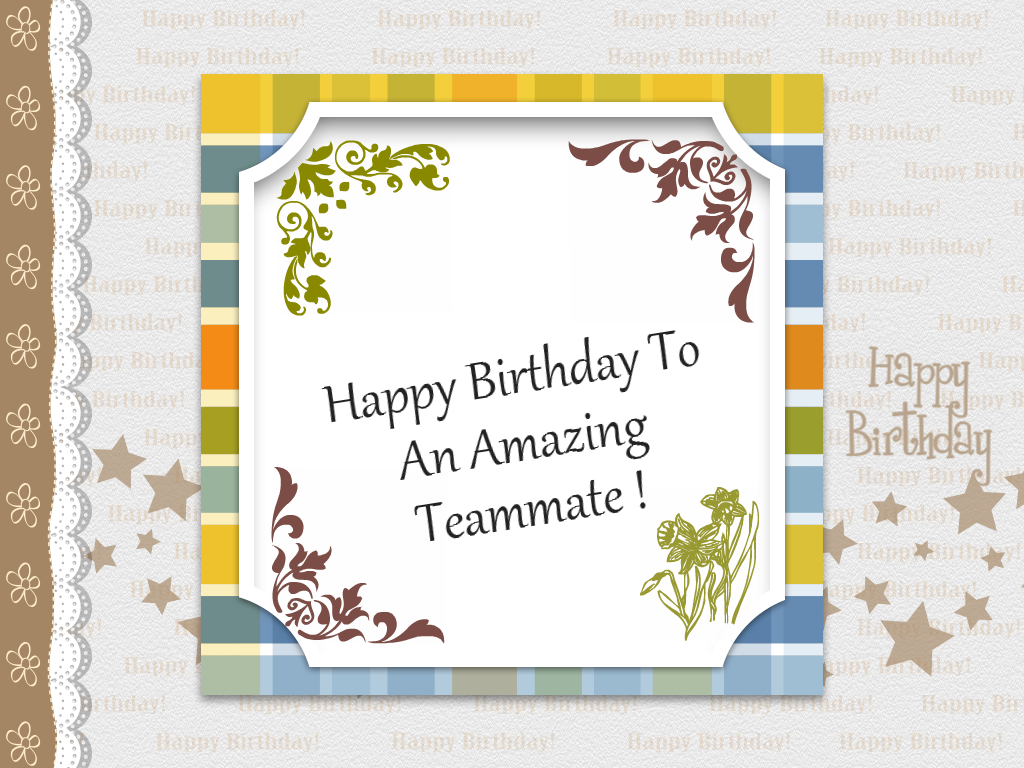 Birthday Sms Messages Page 64 Nicewishes Com Happy Birthday Wishes To Team Member