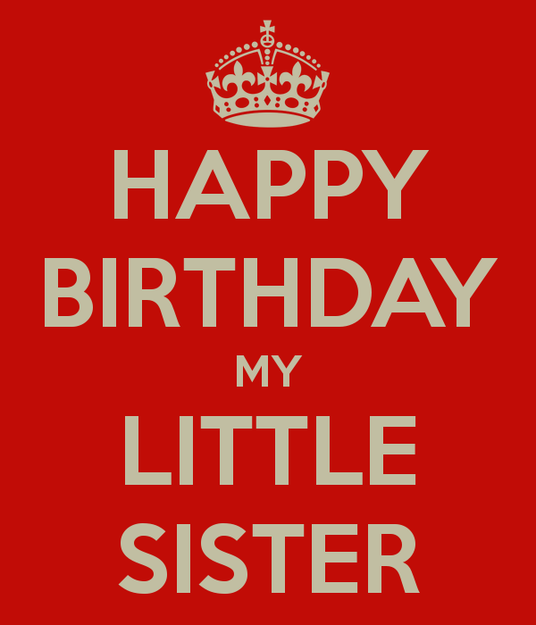Birthday Quotes For Younger Brother From Sister: Birthday Wishes For Little Sister, ECards + (Images) : Page 31