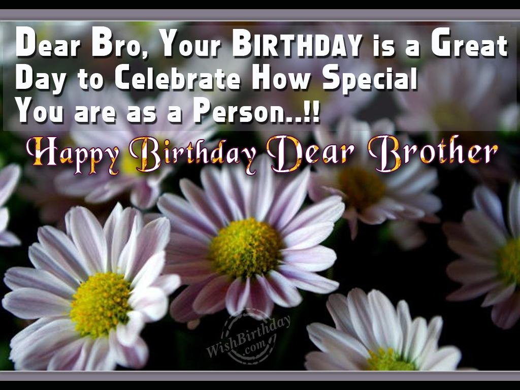 Birthday wishes for brother ecards images page 67 happy birthday brother special day for you kristyandbryce Images