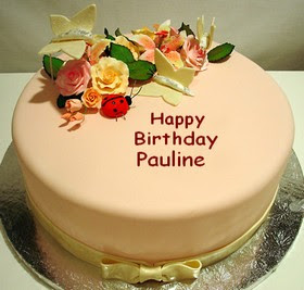 Happy Birthday Pauline
