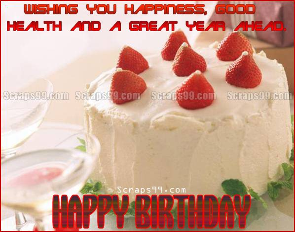 Wish You Good Health And Happiness For Life Happy Birthday Birthday Wishes For Health And Happiness