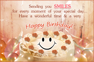 Facebook birthday wishes ecards images page 15 sending you smiles happy birthday more facebook birthday wishes m4hsunfo