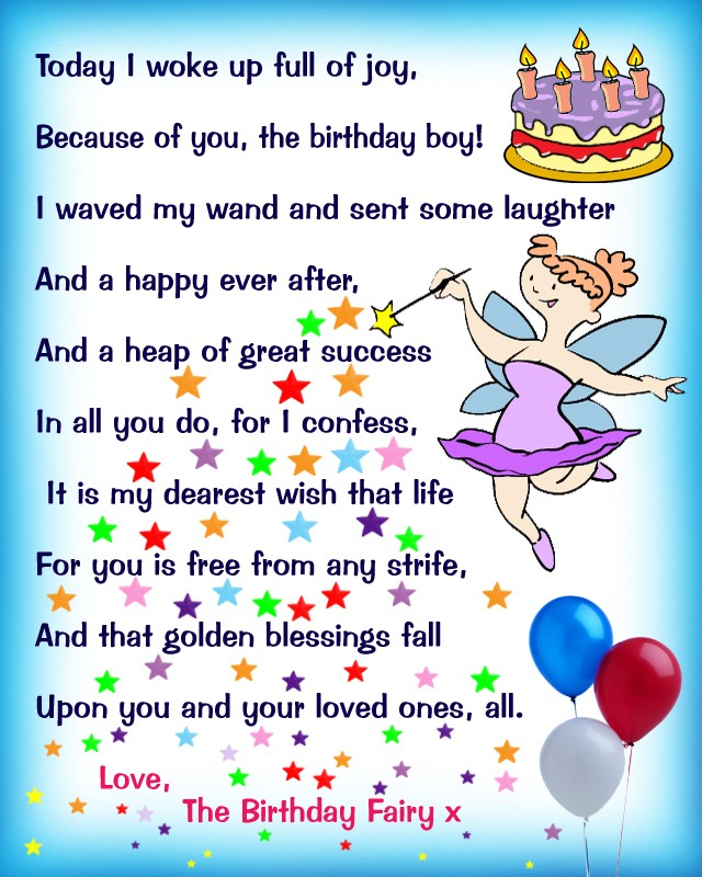 Rhyming Birthday Wishes Happy Birthday Quotes Messages