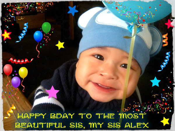 Birthday Wishes Boy Baby ~ Children birthday wishes ecards images page