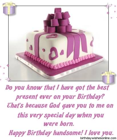 Birthday Wishes Cake Images For Husband : Amazing Cake Birthday Wishes For My Husband Nicewishes.com