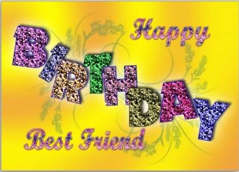 Animated Birthday Wishes For Best Friend – Best Animated Birthday Cards