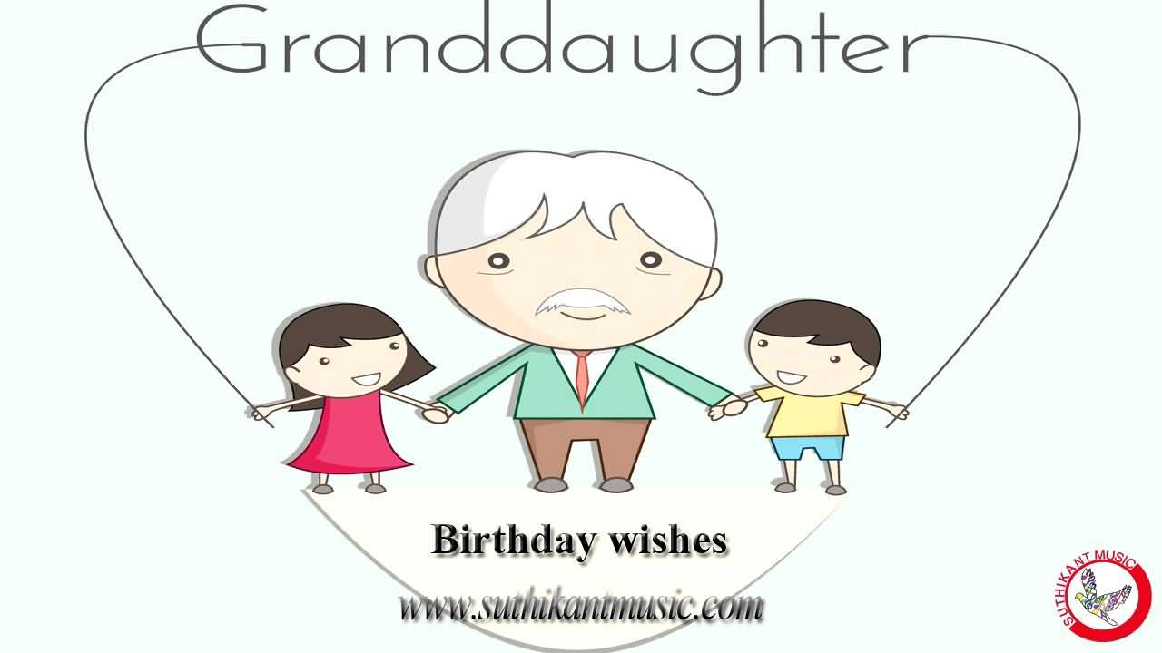 Birthday Wishes Daughter 2 Years Old ~ Birthday wishes for granddaughter page nicewishes