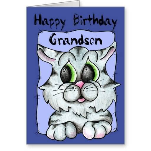 Awesome Happy Birthday Grandson Quotes