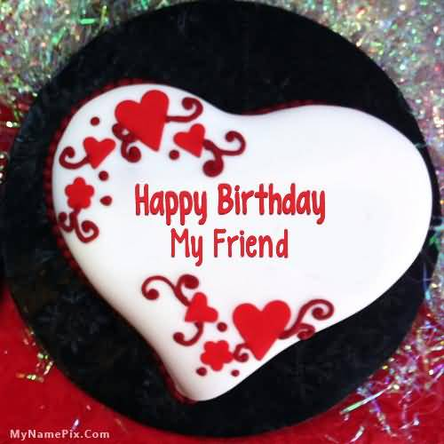 Birthday Cake Wish To Friend Image Inspiration of Cake and