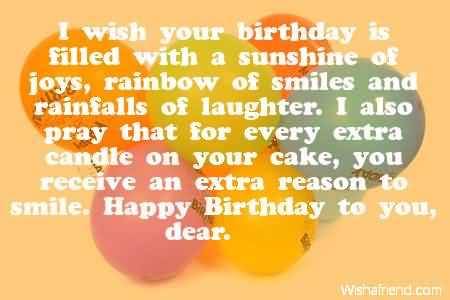 Awesome birthday quotes for special friend nicewishes awesome message birthday wishes for special friend m4hsunfo