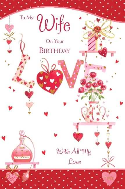 birthday greetings for my lovely wife wishes happy birthday