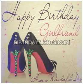 Fabulous Greetings Birthday Wishes For Dear Girlfriend