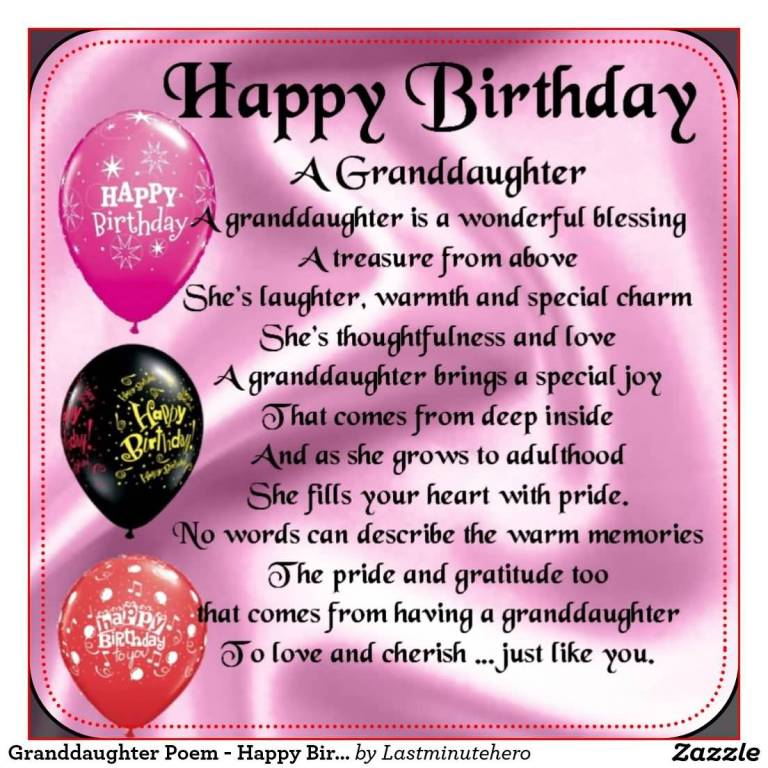 Graphics For Happy Birthday Granddaughter Graphics Www Happy Birthday Wishes For A Granddaughter