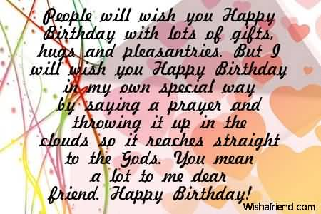 Happy Birthday Wishes For Best Friend Quotes Greetings