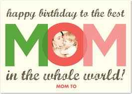 Mom Birthday