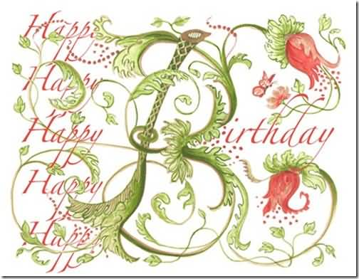 Traditional art e card birthday wishes for best friend nicewishes traditional art e card birthday wishes for best friend bookmarktalkfo Gallery