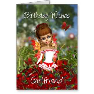 Ultimate E-Card Birthday Wshes For Girlfriend