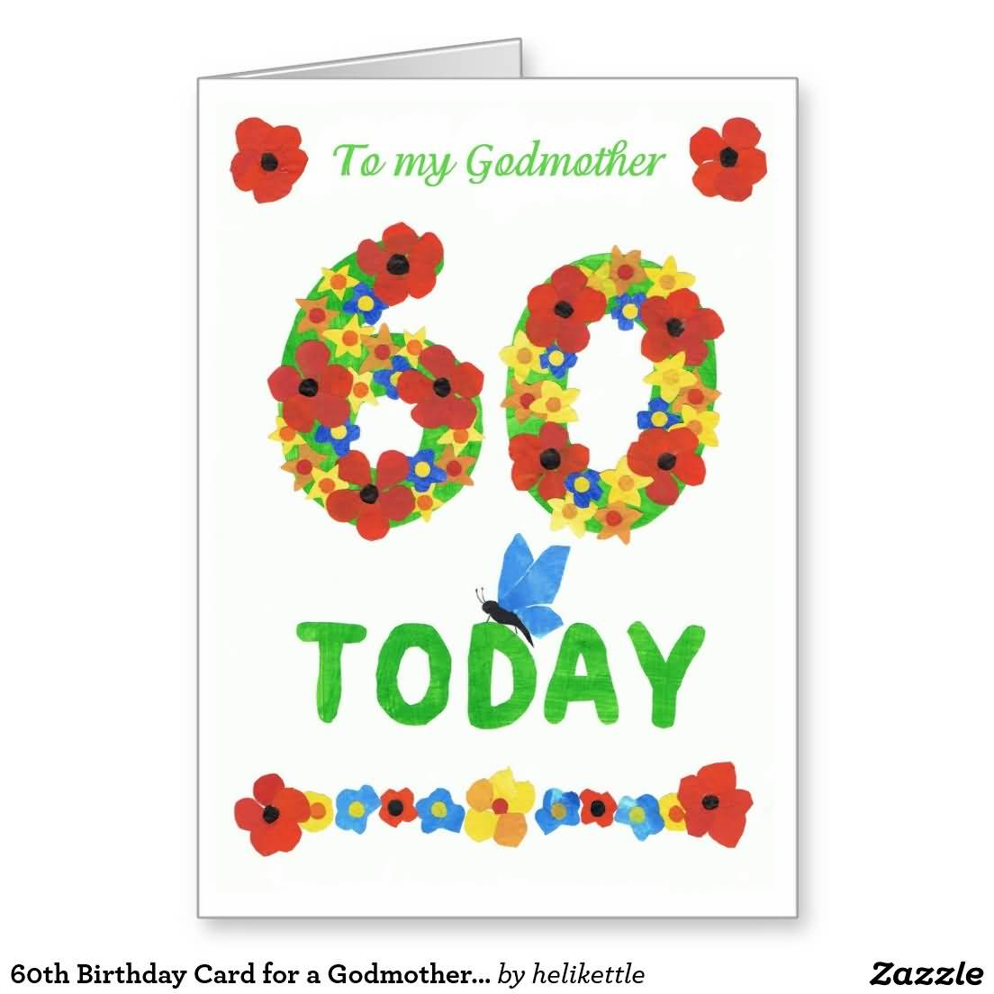 Birthday wishes for godmother ecards images page 2 amazing 60th birthday wishes for godmother e card bookmarktalkfo Choice Image