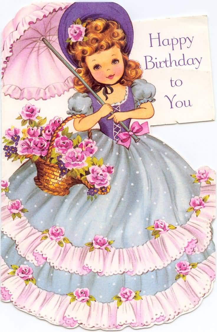 Birthday Wishes For Girls Happy Birthday Quotes Messages Ecards