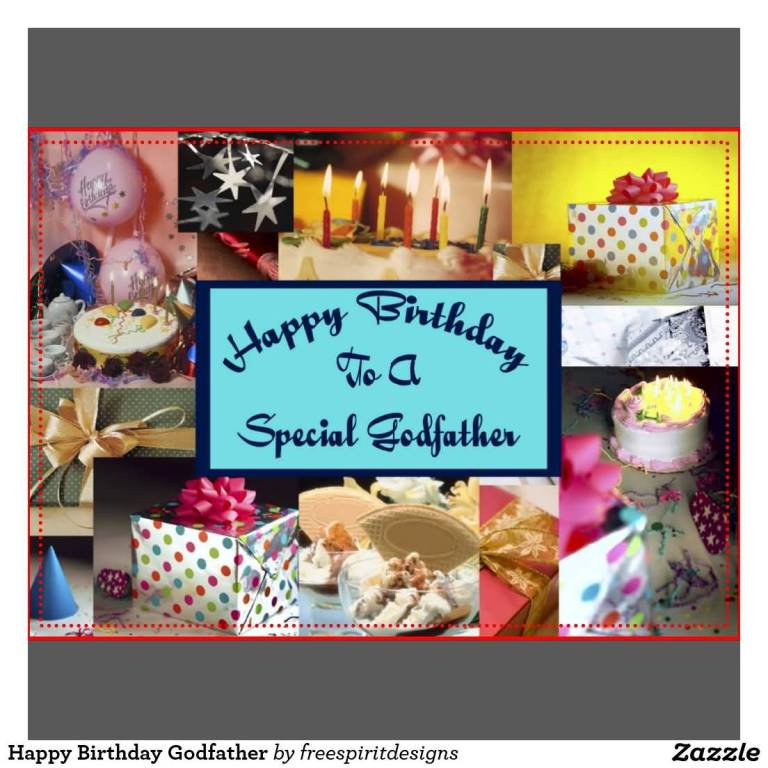 Amazing Greetings Birthday Wishes For Special Godfather