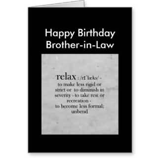 Awesome Birthday Wishes For Brother In Law Greetings