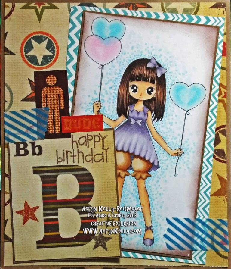 Awesome E-Card Birthday Wishes For Girls