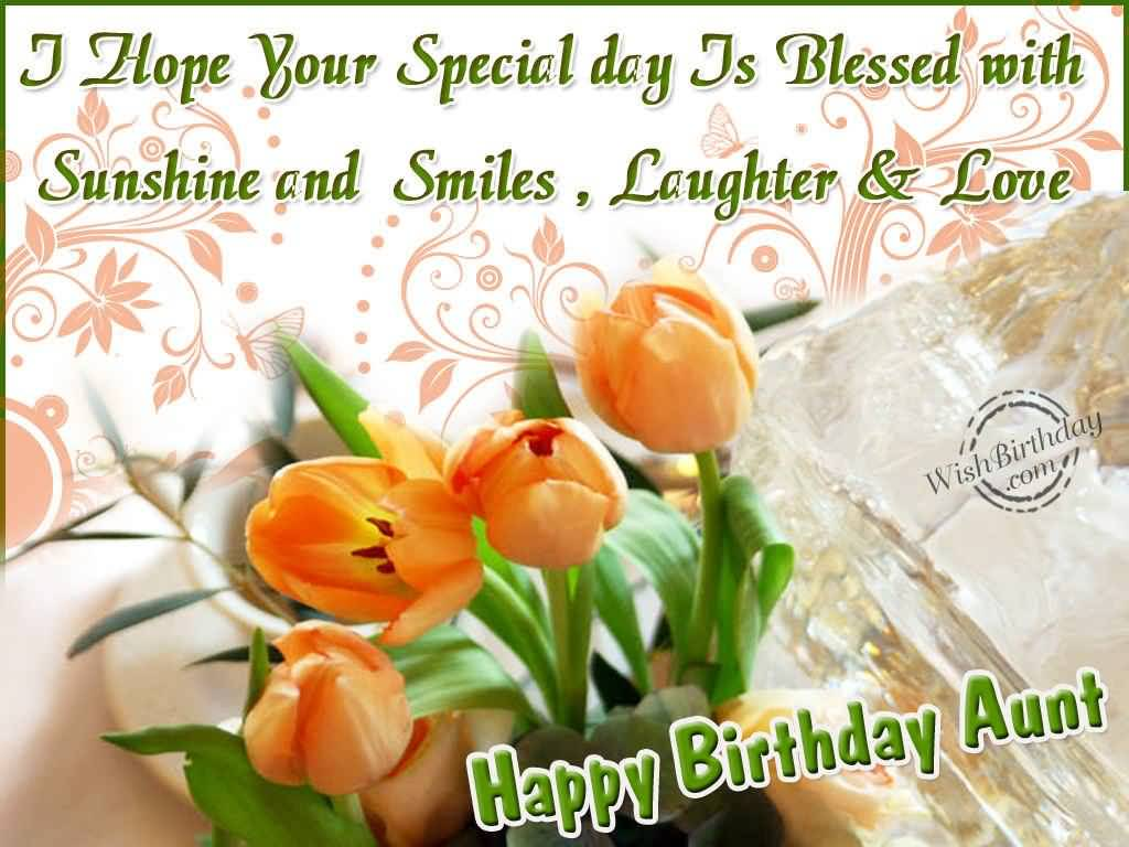 Funny e card birthday wishes for aunt