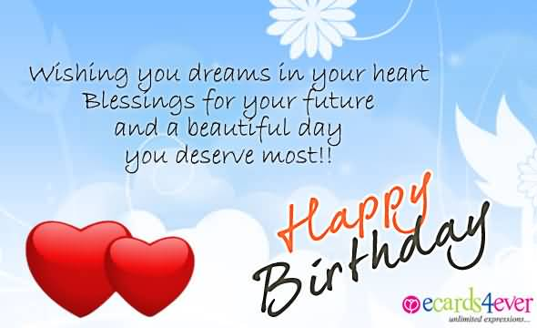 Beautiful e card birthday wishes for sweet lover nicewishes beautiful e card birthday wishes for sweet lover m4hsunfo