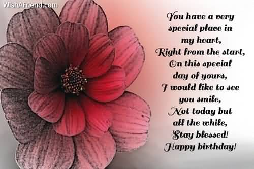 Beautiful greetings birthday message for someone special nicewishes beautiful greetings birthday message for someone special m4hsunfo Gallery
