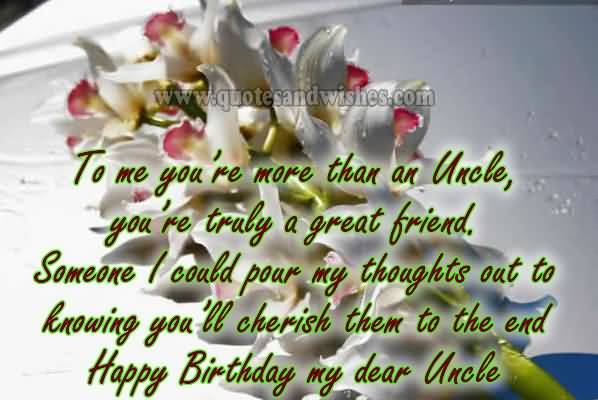 Best quotes e card birthday wishes for uncle nicewishes