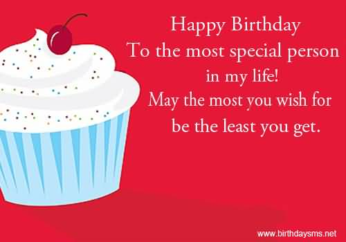 Fabulous E-Card Birthday Message For Someone Special