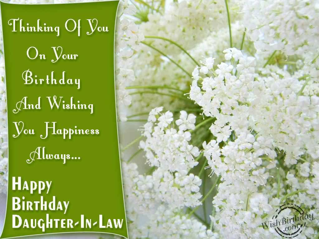 Happy Birthday Wishes Daughter In Law ~ Birthday wishes for daughter in law ecards images : page 23