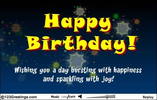 Birthday Wishes For Teacher Quotes ~ Birthday wishes for teacher ecards images : page 27