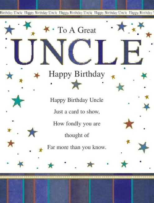 Birthday wishes for uncle ecards images page 47 great greetings birthday wishes for dear uncle m4hsunfo