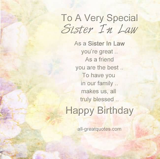 best sister in law quotes - photo #29