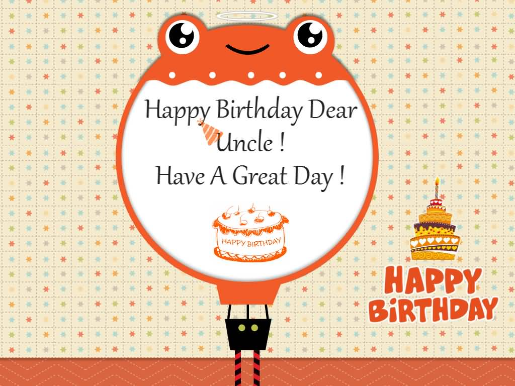 Birthday wishes for uncle nicewishes