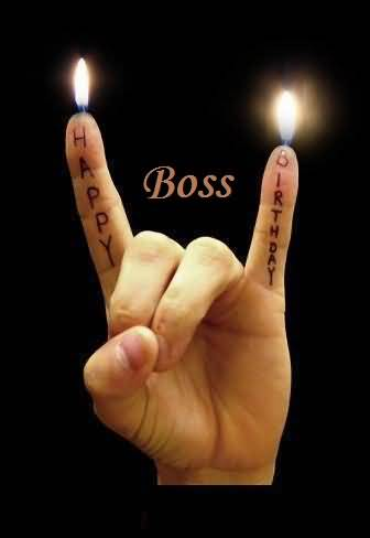 Lovely Birthday Wishes For Great Boss E-Card