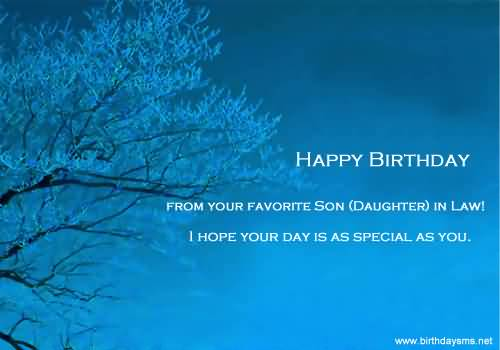 Lovely E Card Birthday Wishes For Father In Law Nicewishes