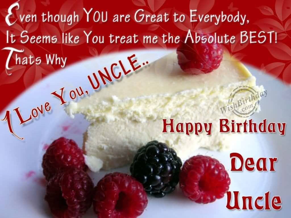 Birthday wishes for uncle page nicewishes