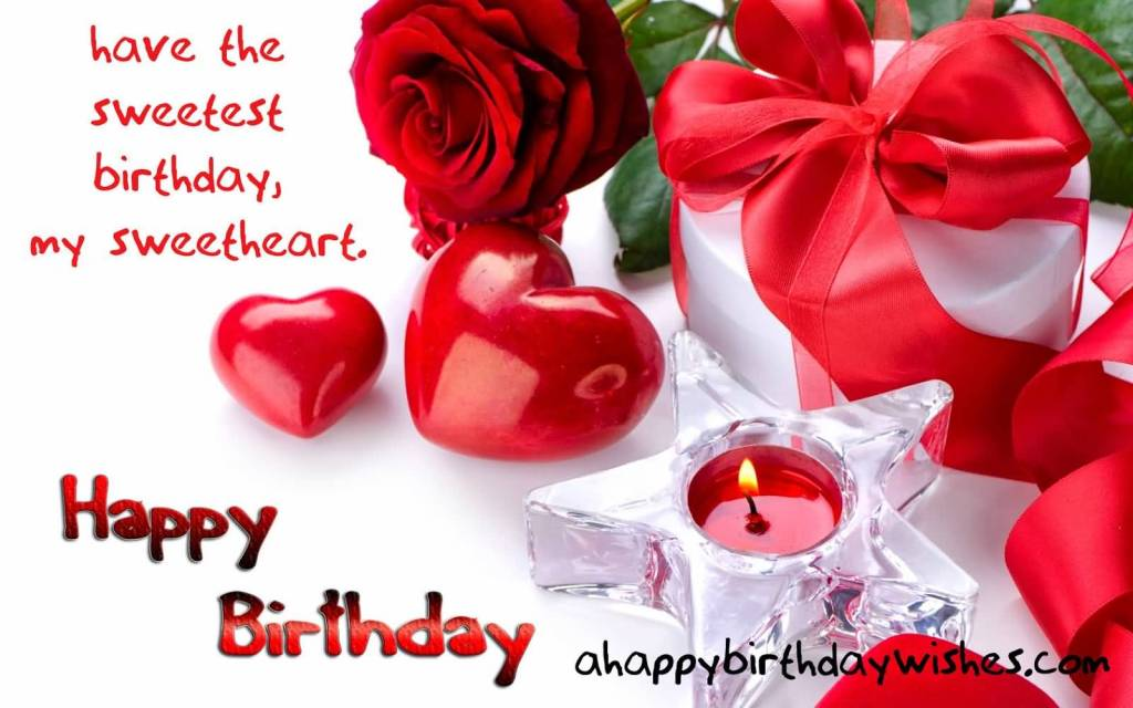 Lovely Greetings Birthday Sayings For Fiance