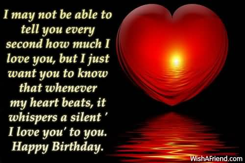 Birthday Wishes for Fiance, eCards + (Images) : Page 19