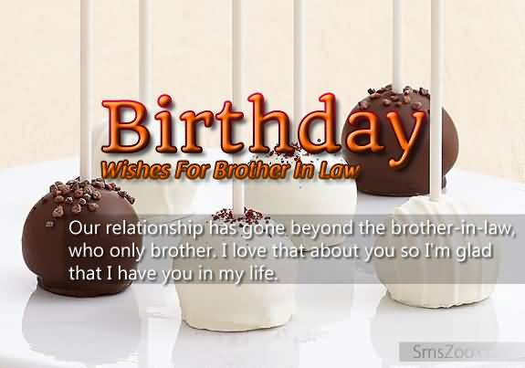Belated Birthday Wishes For Brother In Law ~ Mind blowing birthday wishes for brother in law greetings nicewishes