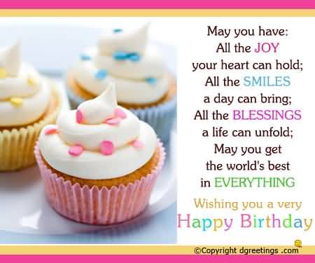 Happy birthday wishes for godson birthday quotes messages nice cup cake birthday wishes for dear godson m4hsunfo
