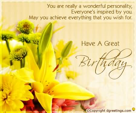 Great greetings birthday wishes for boss nicewishes nice greetings birthday wishes for great boss m4hsunfo