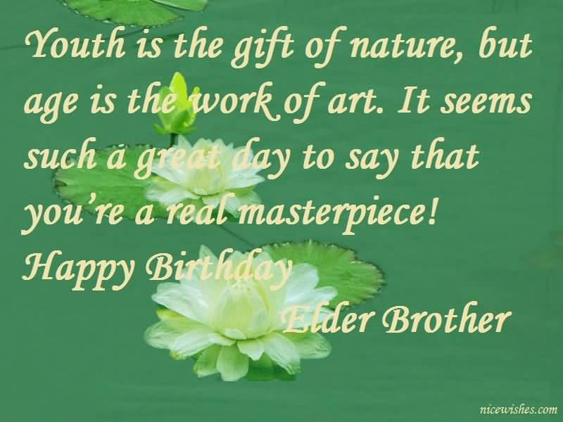 elder brothers quotes from sisters - photo #15