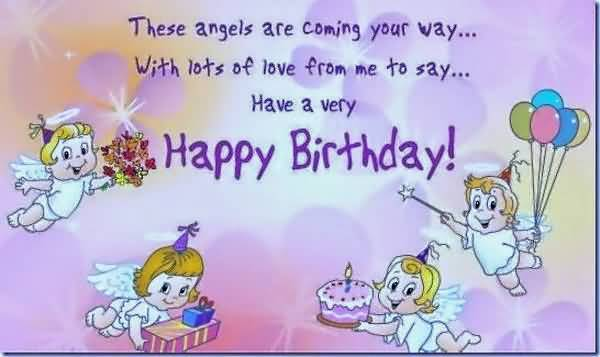 Super Duper Birthday Wishes For Little Girls - NiceWishes