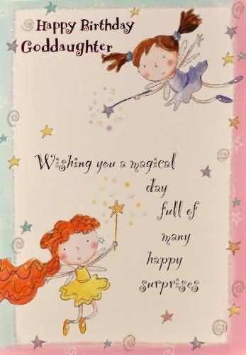 Birthday Wishes For God Daughter Happy Birthday Quotes Messages