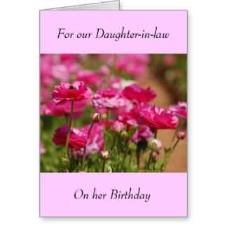 Sweet Birthday Wishes For Nice Daughter In Law Greetings
